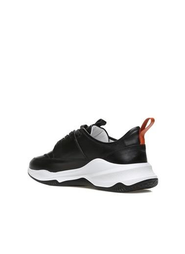 George Hogg 7004728 Erkek Sneaker Siyah